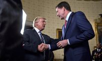 Trump Calls Comey a 'Leaker and Liar' After Book Details Drop