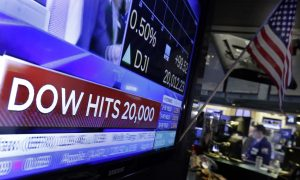 Dow Hits 20,000 for First Time Ever