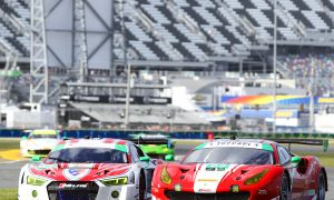 Cadillac, Ford Control Qualifying for the 2017 Rolex 24 at Daytona