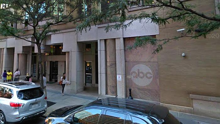 ABC headquarters in New York (Google Maps)