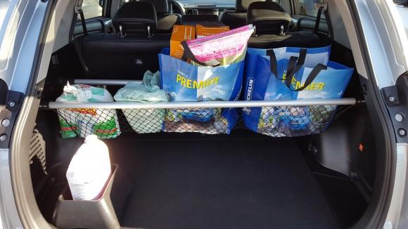 Grocery storage (Courtesy of David Taylor)