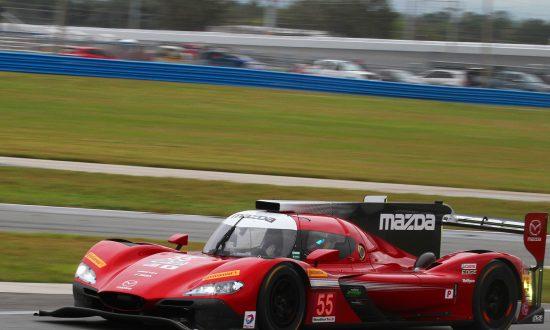 Mazda's Tristan Nunez Looks Back and Ahead Before the 2017 IMSA WeatherTech SportsCar Championship Rolex 24 at Daytona