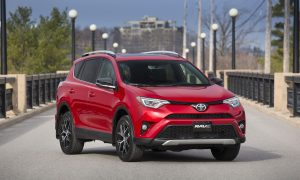 Toyota RAV4—Introducing the Best-Selling SUV in Canada for 2016