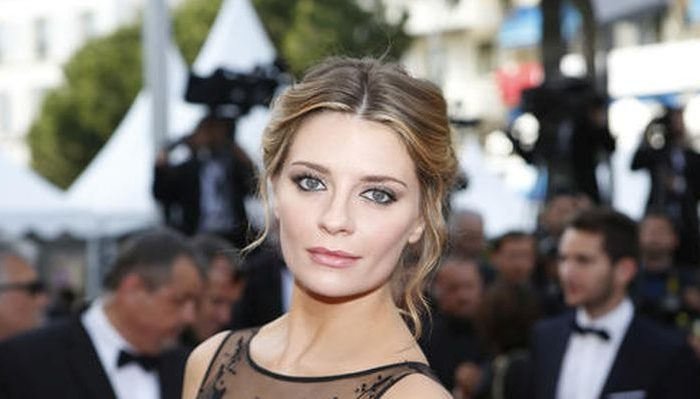 FILE - In this May 16, 2016, file photo, actress Mischa Barton poses for photographers upon arrival at the screening of the film Loving at the 69th Cannes film festival in southern France. Sgt. Enrique Manduga of the Los Angeles County Sheriff's Department tells The Associated Press deputies and emergency responders found Barton at a West Hollywood apartment following a report of a woman yelling on Thursday, Jan. 27, 2017. Barton was taken to a hospital.(AP Photo/Lionel Cironneau, File)