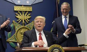 Trump Explains Ban