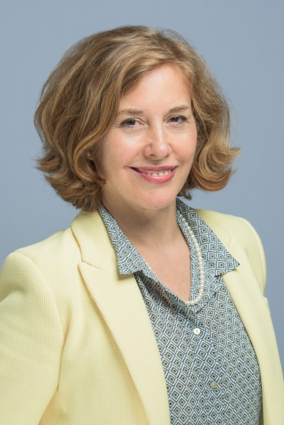 Alicia Garcia-Herrero is the chief economist for the Asia Pacific region at French investment bank Natixis. (Natixis)