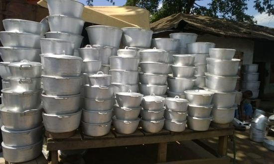 Scrap Metal Pots an Unrecognized Source of Lead Poisoning