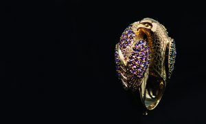 'The Golden Menagerie' Explores Creatures of Myth and Gemstone