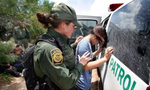 Border Patrol Picks Up Fewer People Sneaking Across Southwest Border