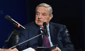 Whistleblower's Complaint Against Trump Cites George Soros-Funded NGO