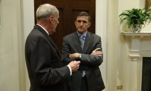National Security Adviser Puts Iran 'On Notice'