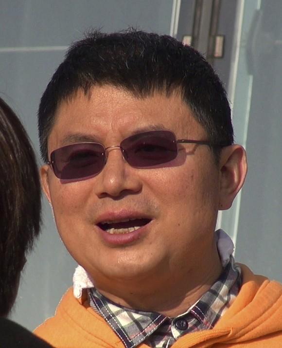 Xiao Jianhua in Dec. 2013. (AP Photo/Next Magazine)
