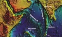 Scientists Find Remnants of 'Lost Continent' Lurking Around Mauritius (Video)