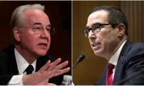 Republicans Vote on Treasury, Health Secretary Picks, Despite Boycott by Democrats