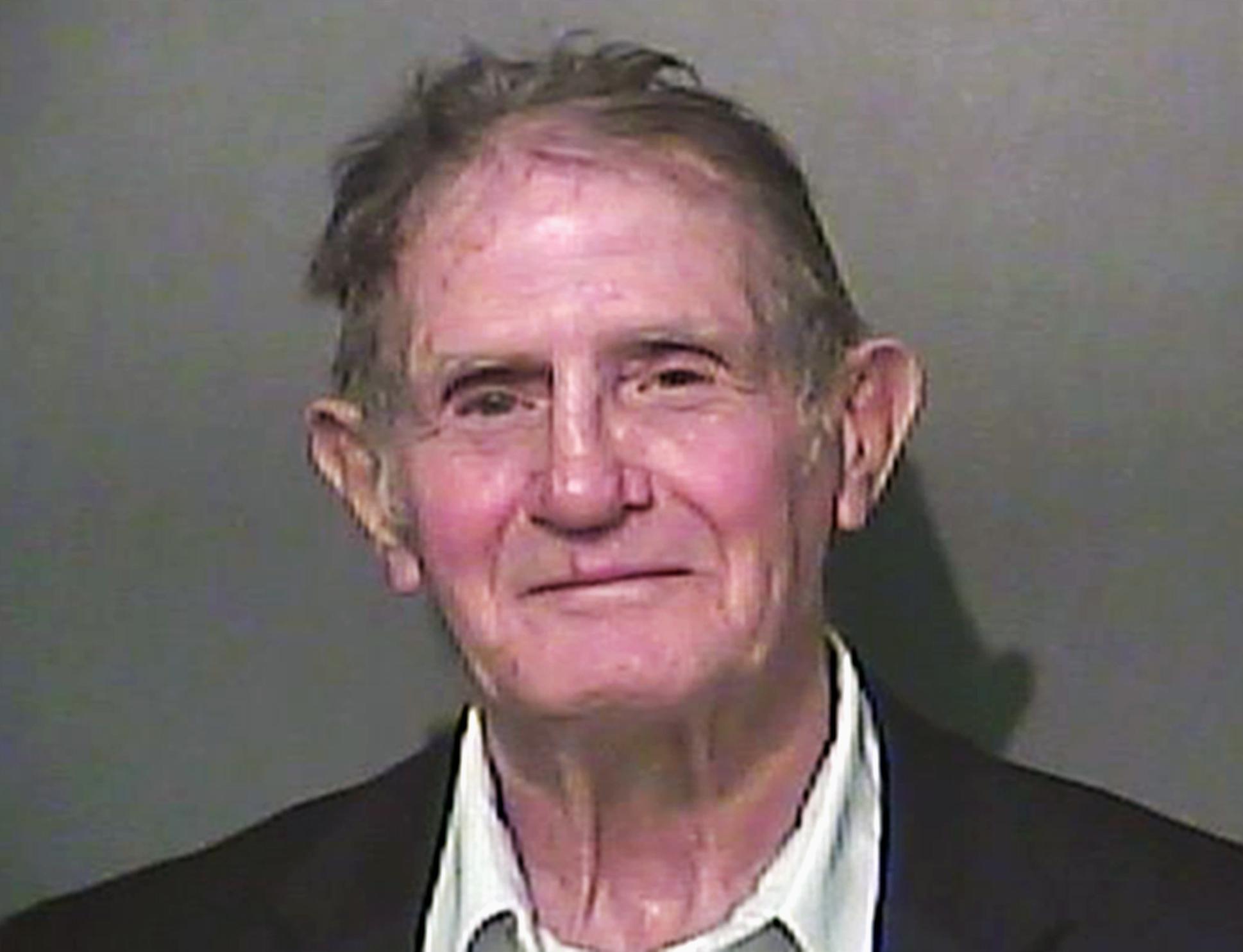 Claude Hudson, of Terre Haute. (Vigo County Sheriff's Office via AP)