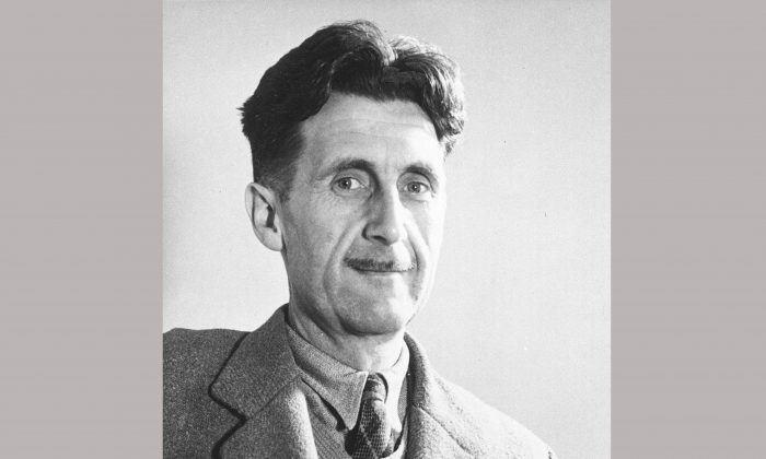 "George Orwell, author of ""1984."" (AP Photo)"