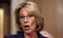DeVos Clears Senate Hurdle Toward Becoming Education Secretary