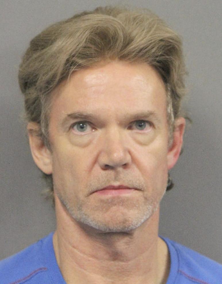 Ronald Gasser, accused of killing former NFL running back Joe McKnight during a road rage dispute. ( Jefferson Parish Sheriff's Office via AP)