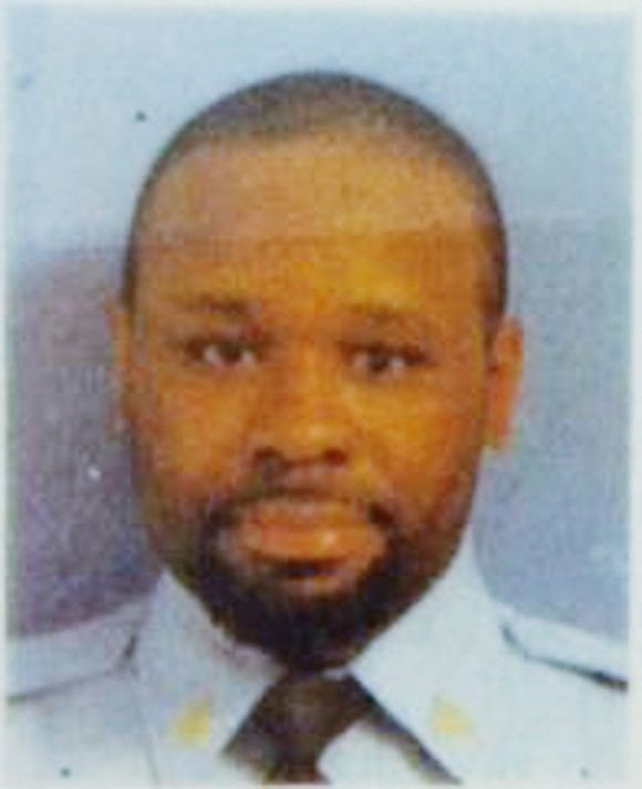 This undated photo provided by the Delaware Department of Correction shows Sgt. Steven Floyd. Floyd died in a hostage standoff at the James T. Vaughn Correctional Center in Smyrna, Delaware. (Delaware Department of Correction via AP)