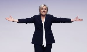 Le Pen Vows to Pull France out of EU, NATO