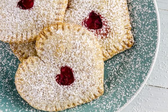 Cherry hand pies (Teri Virbickis/Shutterstock)