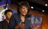 After Maxine Waters Says She Will 'Take Out' Trump, GOP Opponent Calls for Her Arrest
