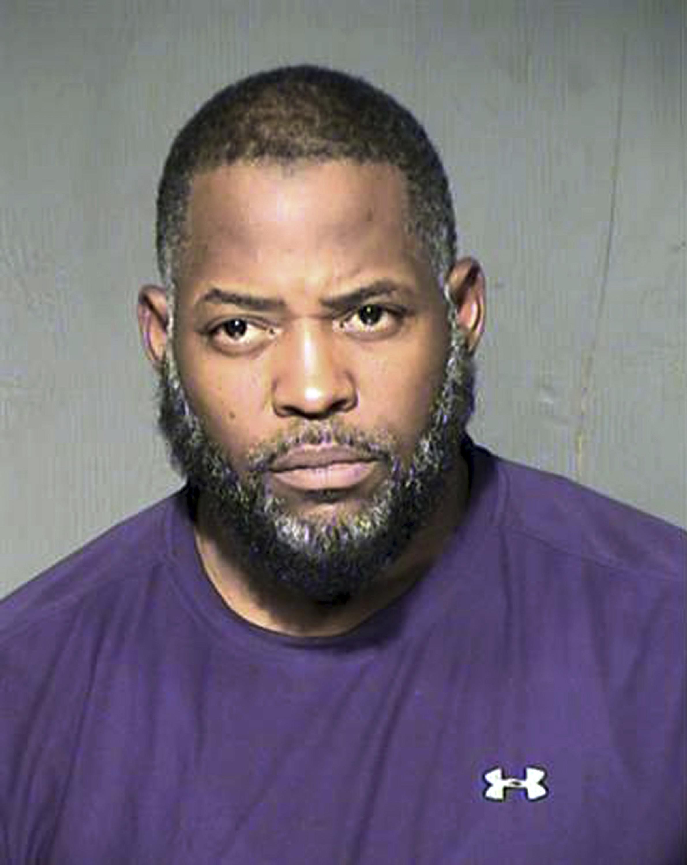 Abdul Malik Abdul Kareem. (Maricopa County Sheriff's Department via AP)