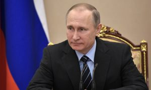 Putin Orders 755 US Diplomatic Staff in Russia to Leave