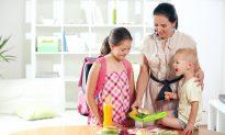 School Lunch: 5 Ways to Make Lunchbox Prep Easier