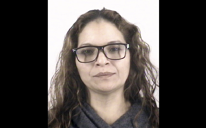 This photo provided by Tarrant County, Texas office shows Rosa Maria Ortega.   Ortega, 37, was convicted in Fort Worth this week on two felony counts of illegal voting over allegations that she improperly cast a ballot five times between 2005 and 2014. Her attorney, Clark Birdsall, said Friday, Feb. 10, 2017,  that Ortega was a U.S. permanent resident who mistakenly thought she was eligible to vote. He said she voted Republican, including for Texas Attorney General Ken Paxton, whose office helped prosecute her.  (Tarrant County, Texas via AP)