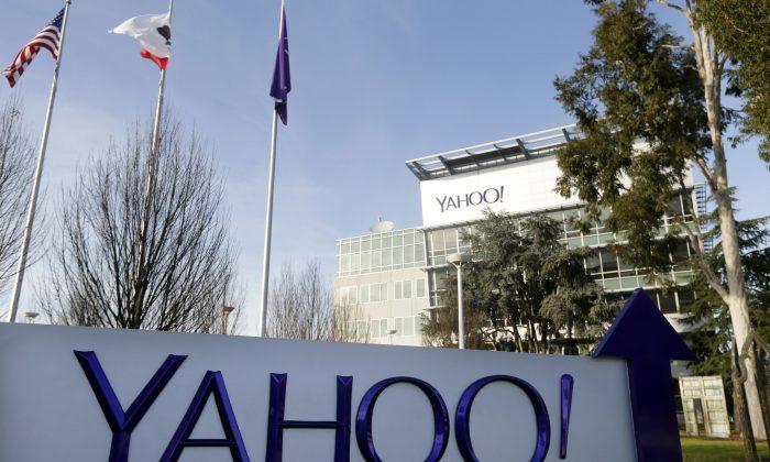 Yahoo's headquarters in Sunnyvale, Calif. in this Jan. 14, 2015 file photo. (AP Photo/Marcio Jose Sanchez, File)