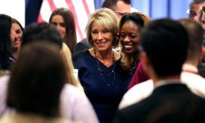 Education Secretary DeVos Faces Uphill Battle to Give Parents More Choice