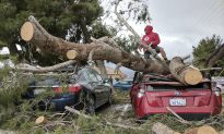 2 Dead, Torrents of Rain Slam Southern California
