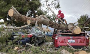 2 Dead, Torrents of Rain Slam Southern California
