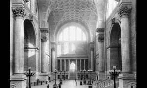 The Grand Gateway in Waiting: Envisioning the New-Old Penn Station