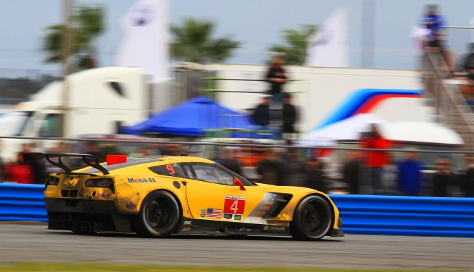The #4 Corvette crew would love to erase a weak finish at the Rolex by defending its 2016 Sebring GTLM win. (Chris Jasurek/Epoch Times)