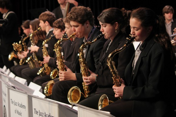 Music training helps develop many other skills.  (woodleywonderworks, CC BY 2.0)