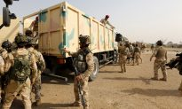 US-Led Soldiers Withdraw From Iraq's Camp Taji Base: Military