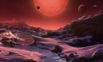 NASA Announces 7 New Planets (Video)
