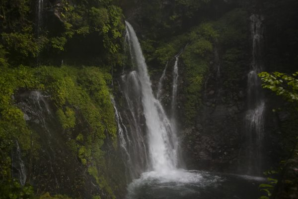 The Urami-no-taki waterfall in Nikko. (Annie Wu/Epoch Times)
