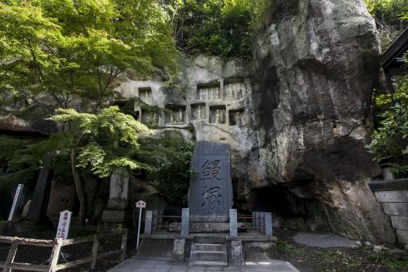 Inside Zuiganji temple in Matsushima. (Annie Wu/Epoch Times)