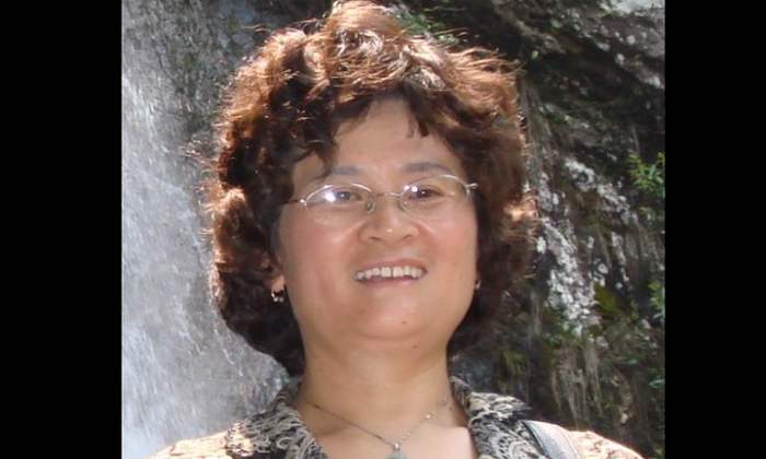 Chen Huixia (Amnesty International)