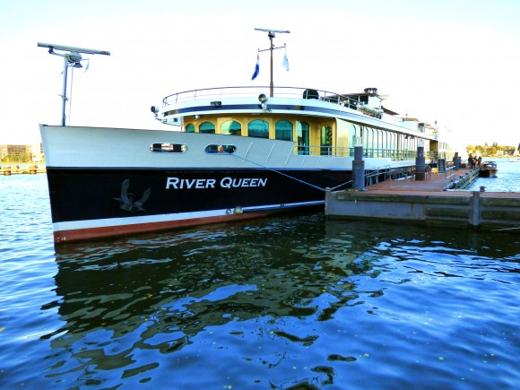 Uniworld's River Queen. (Barbara Angelakis)