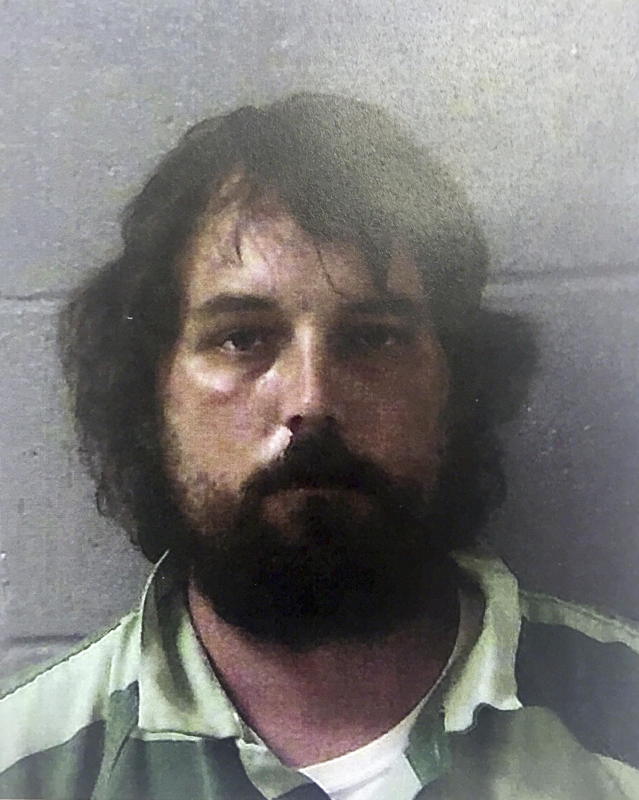 Ryan Alexander Duke, in Georgia on Feb 22, 2017. (Georgia Bureau of Investigation via AP)
