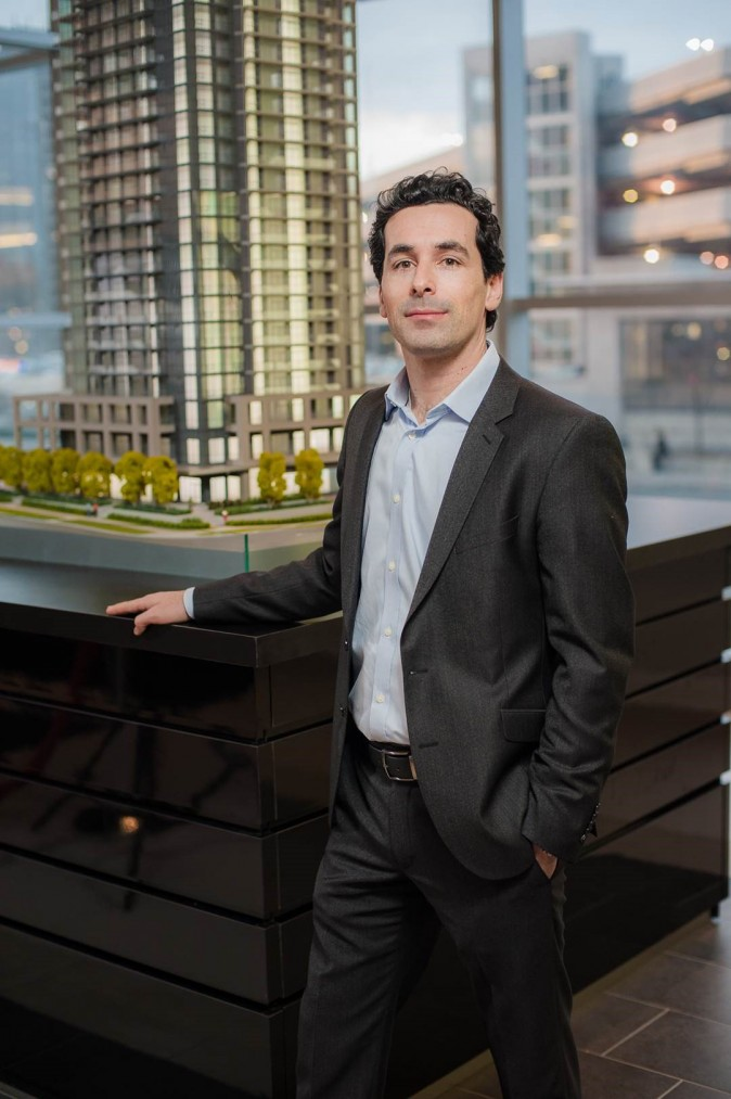 Elad Canada's business development director Dror Duchovny. (Courtesy Elad Canada, Inc.)
