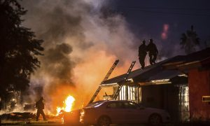 3 Dead, 2 Injured When Plane Crashes on California Homes