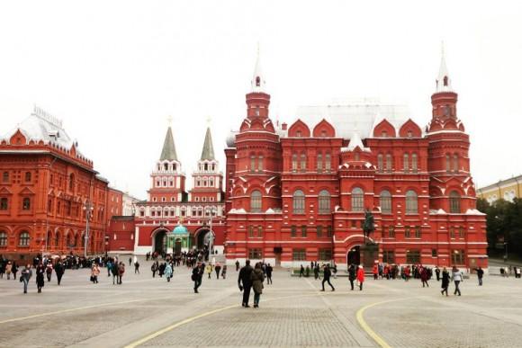 Red Square, Moscow. (Vlatka Jovanovic)