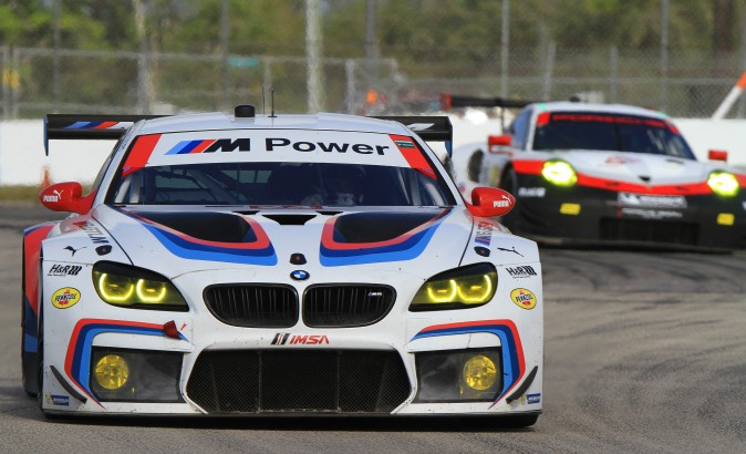 GTLM and GTD seem to be close to correctly balanced already. (Chris Jasurek/Epoch Times)