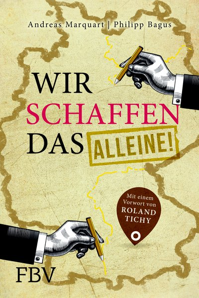 """The German cover of Philipp Bagus' book """"We Can Make It"""" (Courtesy of Philipp Bagus)"""