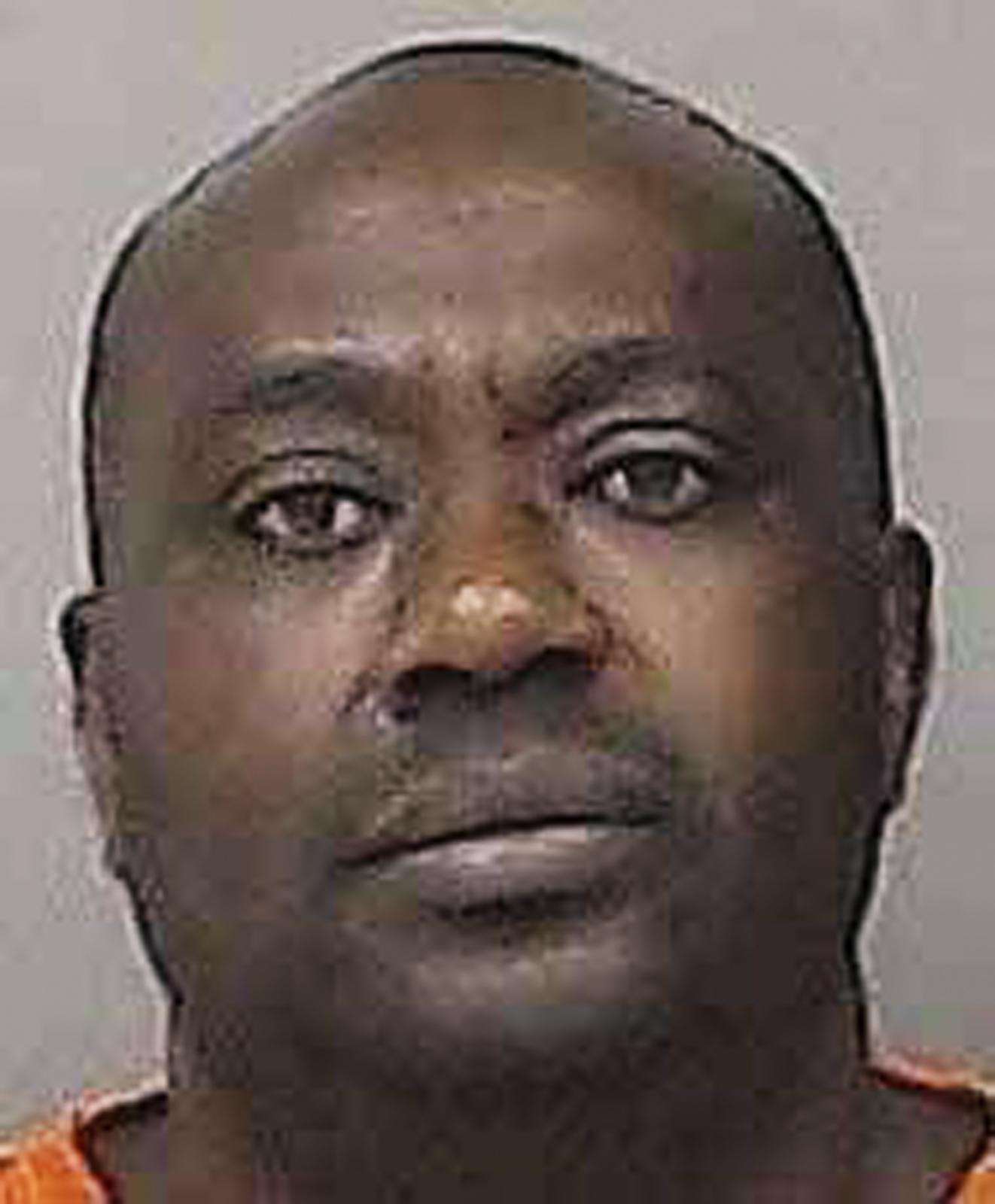 Gervais Ngombwa. (Linn County Jail via AP)